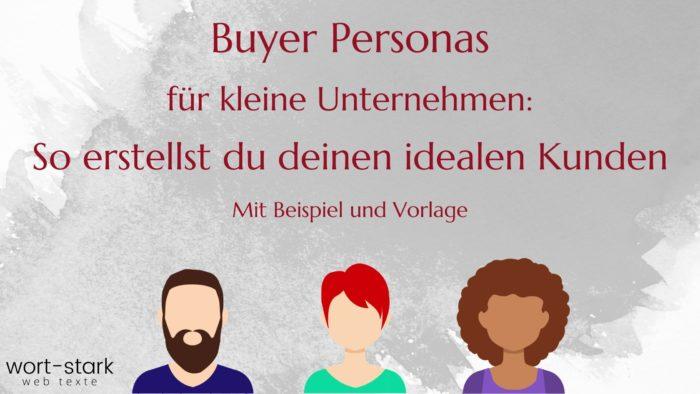 Buyer Personas für kleine Unternehmen