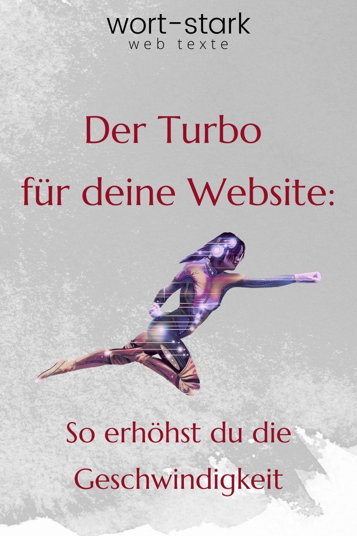Der Turbo für deine Website - so erhöhst du die Geschwindigkeit