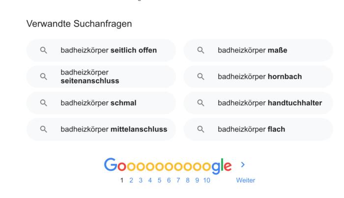 Keyword-Recherche_verwandte suchanfragen