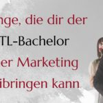 8 Dinge, die dir der RTL-Bachelor über Marketing beibringen kann