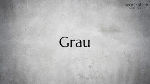 Unternehmensfarbe - Grau